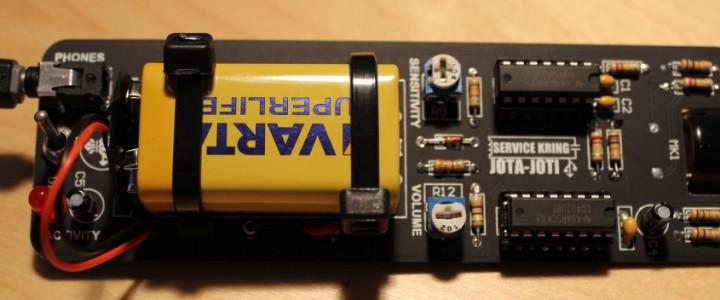 BAT-DETECTOR – Fledermaus-Detektor