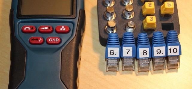 Erweiterung eines Netzwerk-Messgerätes