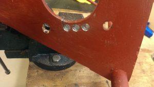 CDE_HAM_III_Abbildung_27_Ausschnitt_Grundplatte_Antennenrotor_1