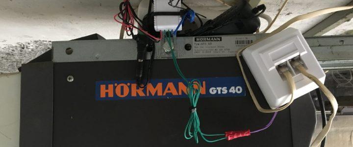 Garagentorantrieb Hörmann GTS 40
