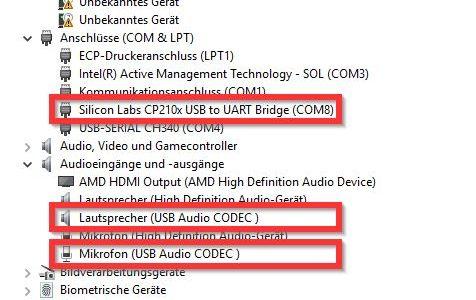ICOM IC-7200 am Rechner