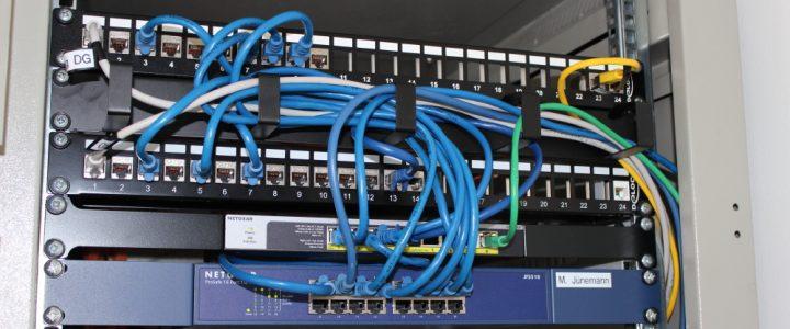 Netzwerkinstallation